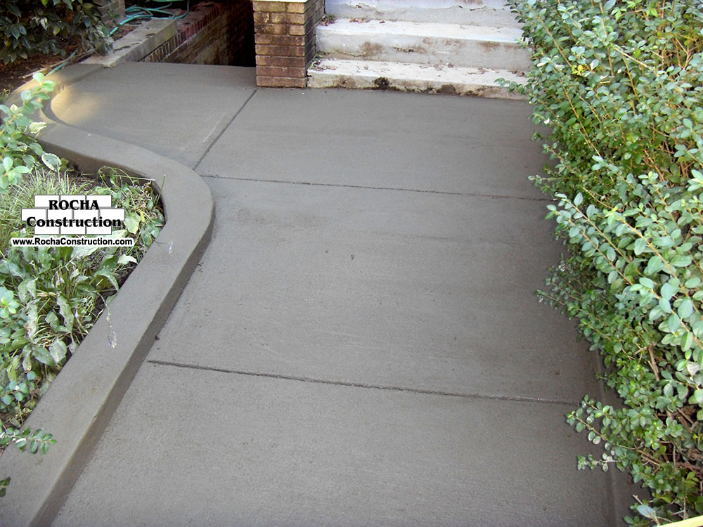 concrete patios rocha construction silver spring md