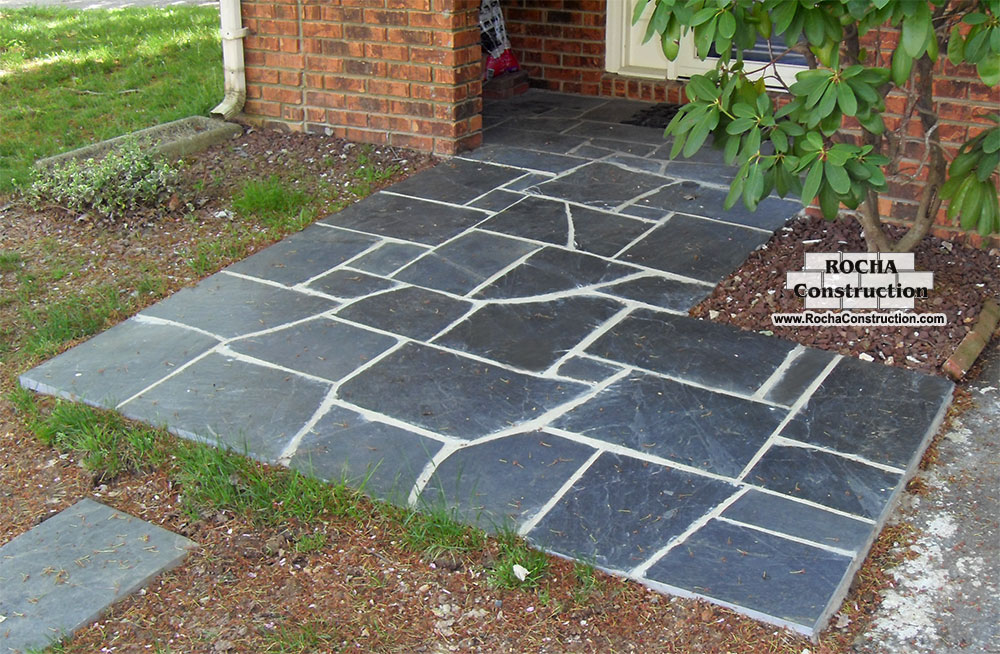 Flagstone Patios | Rocha Construction Silver Spring MD